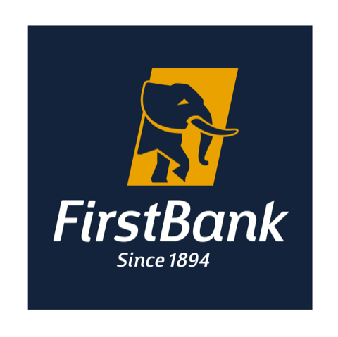 First Bank of Nigeria Plc Logo.