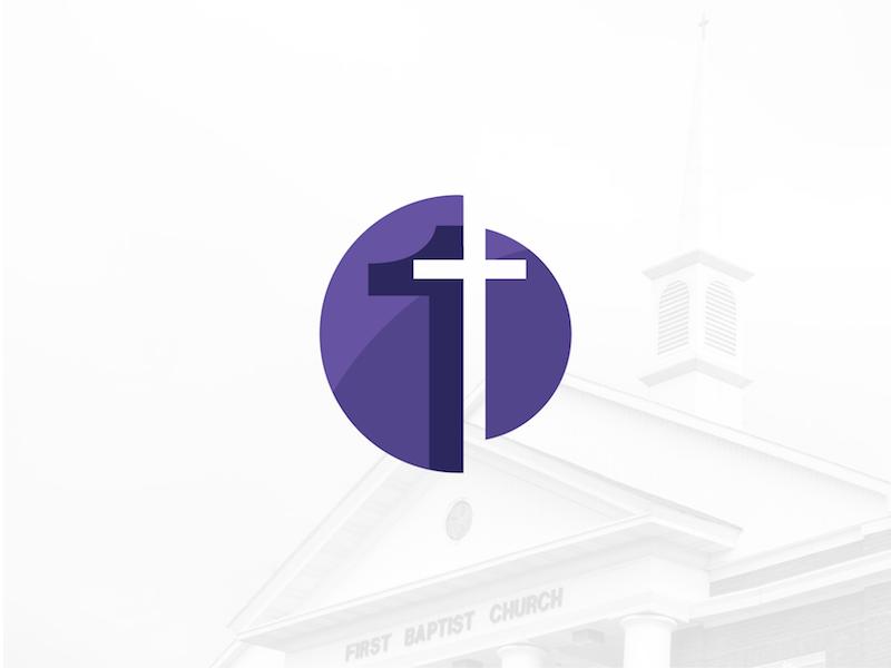 First Baptist Church Logo by Linnea on Dribbble.