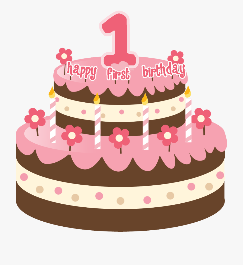 Cake Clipart Happy Birthday.