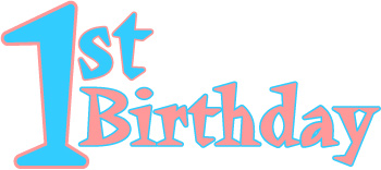 Free First Birthday Clipart, Download Free Clip Art, Free.