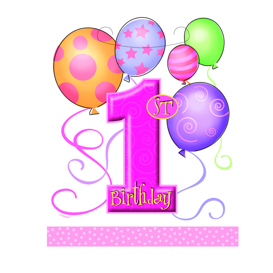 First birthday clipart images 8 » Clipart Portal.