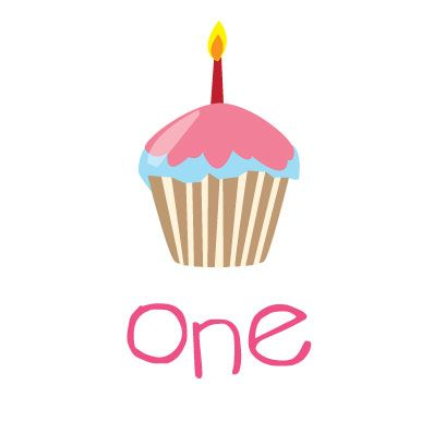 images of myspace baby,s first birthday clipart.