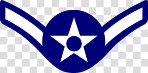 Airman first class transparent background PNG cliparts free.