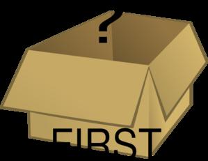 First Box Clip Art at Clker.com.