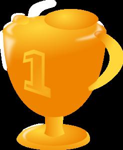 First Place Award Clip Art at Clker.com.