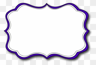 Borders And Frames, Printable Labels, Name Tags, Paper.