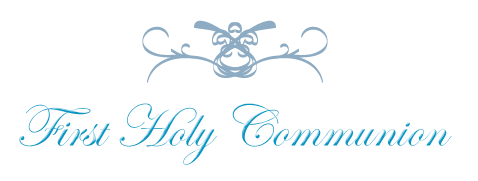First Holy Communion Clipart.