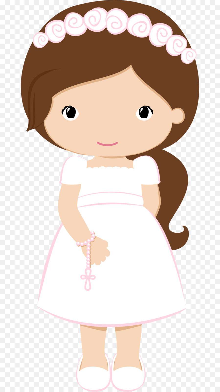 416 First Communion free clipart.