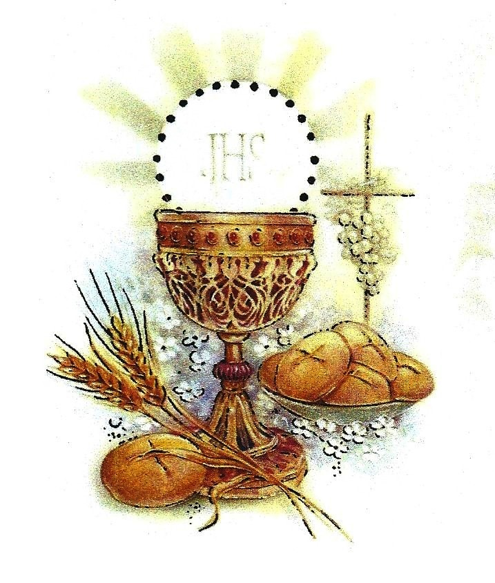 57+ First Communion Clip Art.