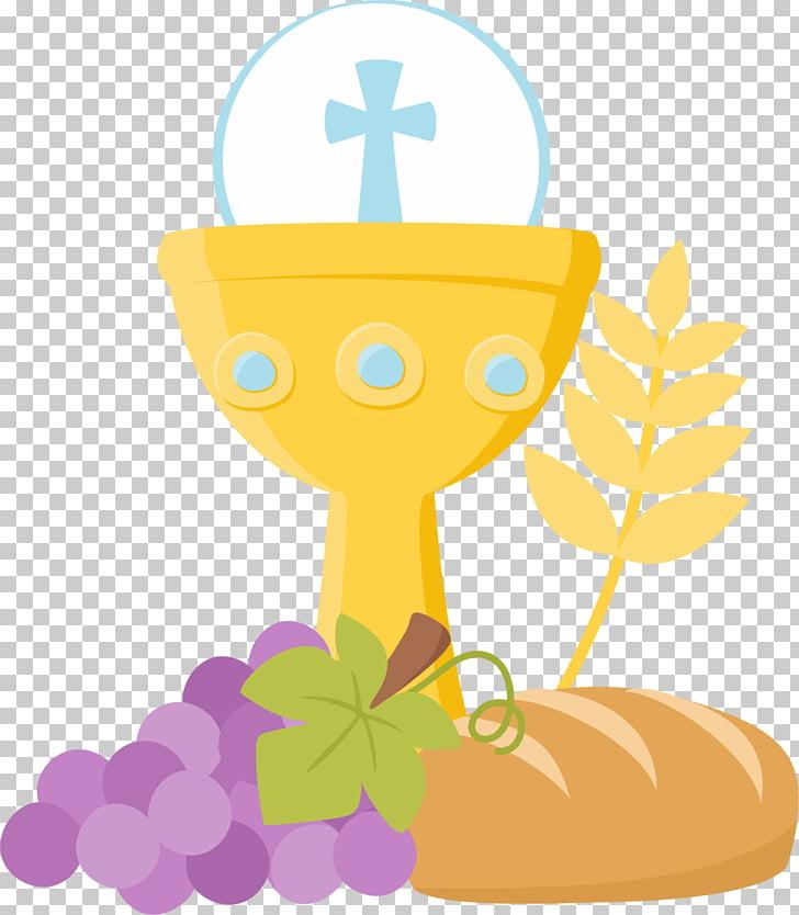 First Communion Eucharist Baptism , holy communion, grape.