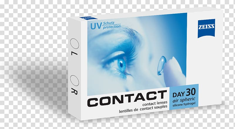 Contact Lenses Carl Zeiss AG Progressive lens Acuvue, First.