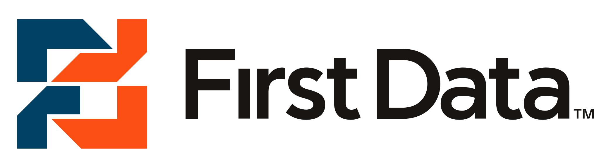 First Data Logo PNG Image.