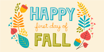 First Day Of Fall Png & Free First Day Of Fall.png Transparent.