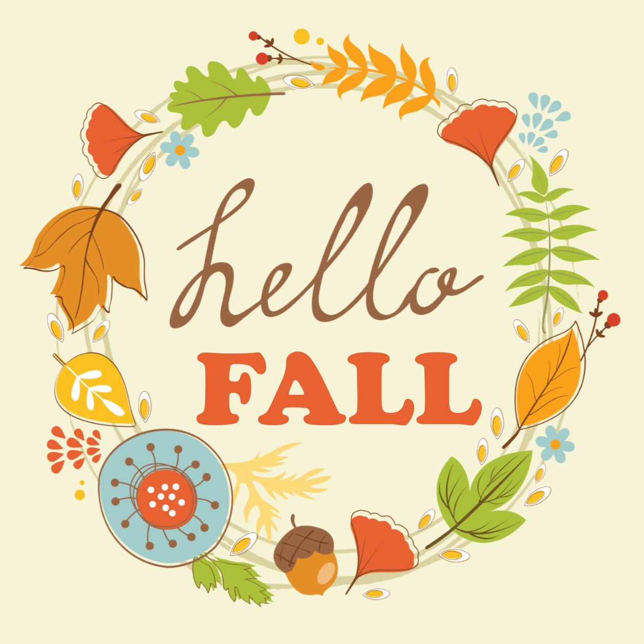 Things to do on the First Day of Fall.