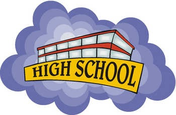 3488 High School free clipart.