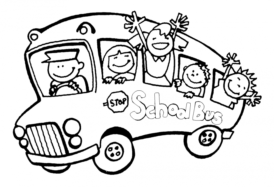 Free Welcome Back To School Clipart Black And White.