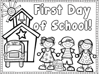 back to school coloring pages.