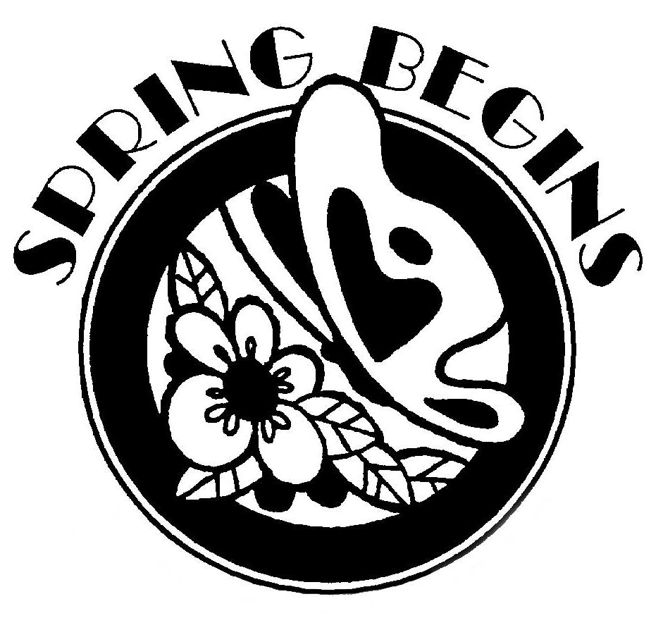 Public Domain Clip Art Photos and Images: First Day of Spring.