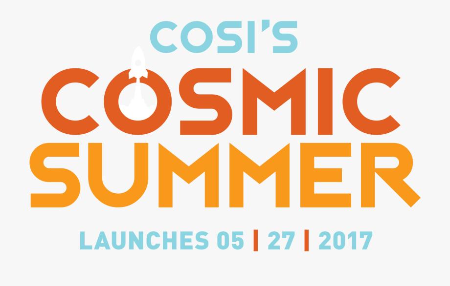 Cosmic Summer Logo.