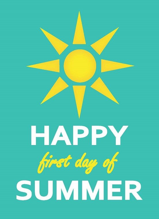First Day Of Summer Clipart (96+ images in Collection) Page 1.