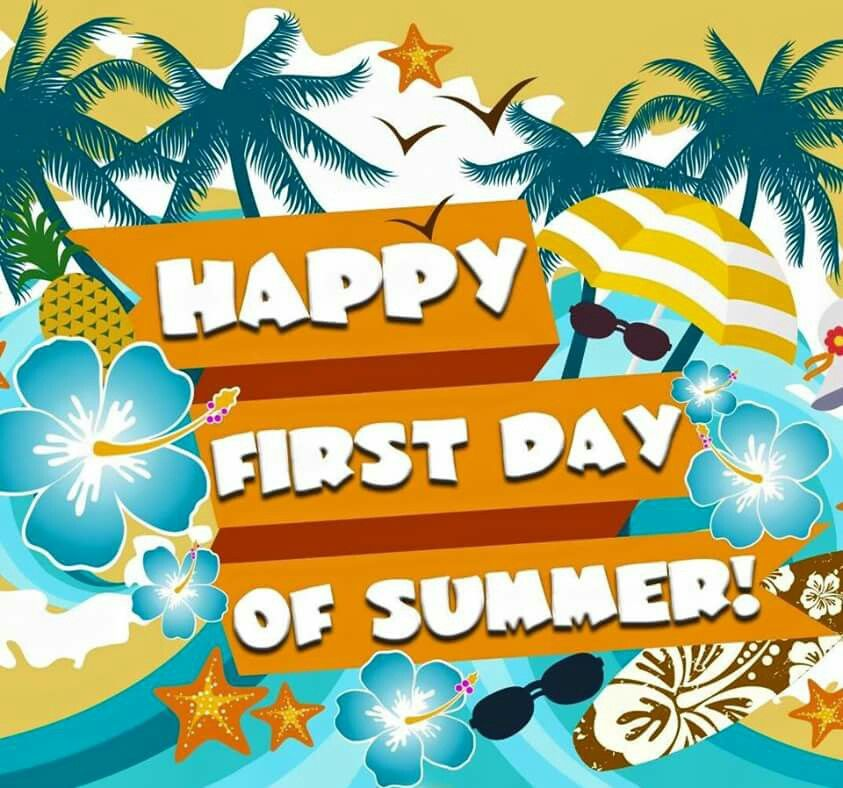 First Day Of Summer Clipart 17.