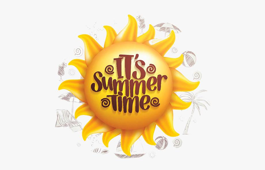 Happy Summer Png.
