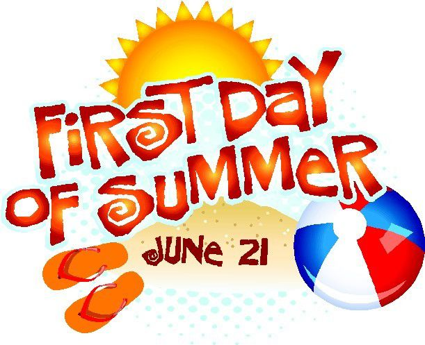 First Day of Summer 2014.