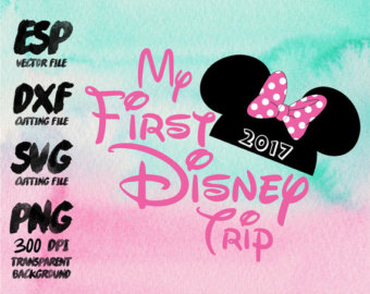 Disney trip svg.