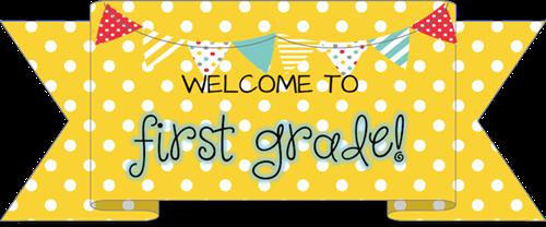 First Grade Clipart 13.