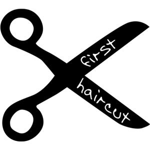 348 Haircut free clipart.
