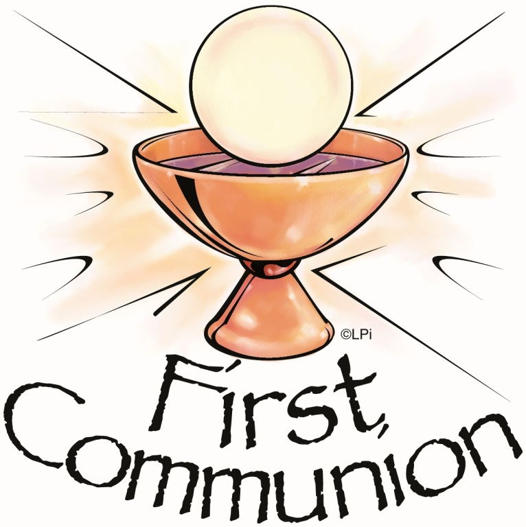 First Holy Communion Clip Art N34 free image.