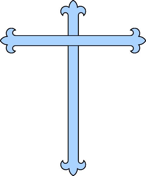 Cross Clip Art at Clker.com.
