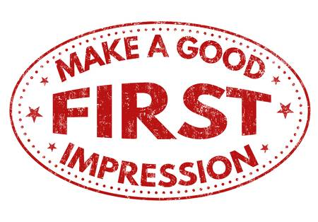 90 First Impressions Cliparts, Stock Vector And Royalty Free First.
