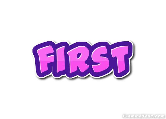 first Logo.