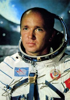 Happy Cosmonautics Day! April 12th is the anniversary of Yuri.