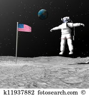 Man moon Stock Illustration Images. 1,663 man moon illustrations.