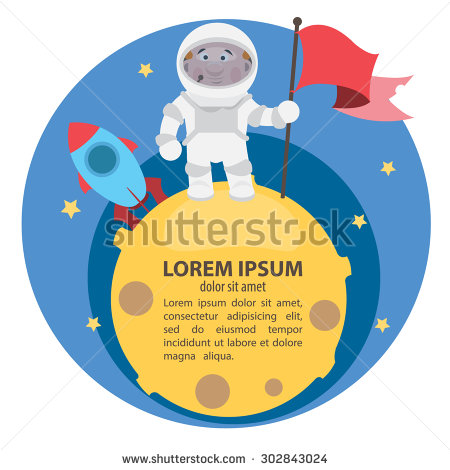 First Man On The Moon Stock Photos, Royalty.