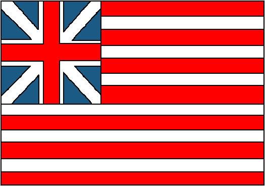 Grand Union Flag «.