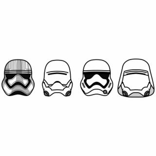 Stormtrooper Helmet PNG Images.