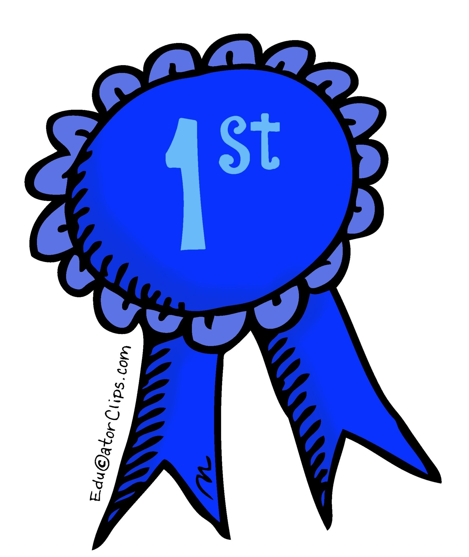 Clipart first place ribbon 2 » Clipart Portal.