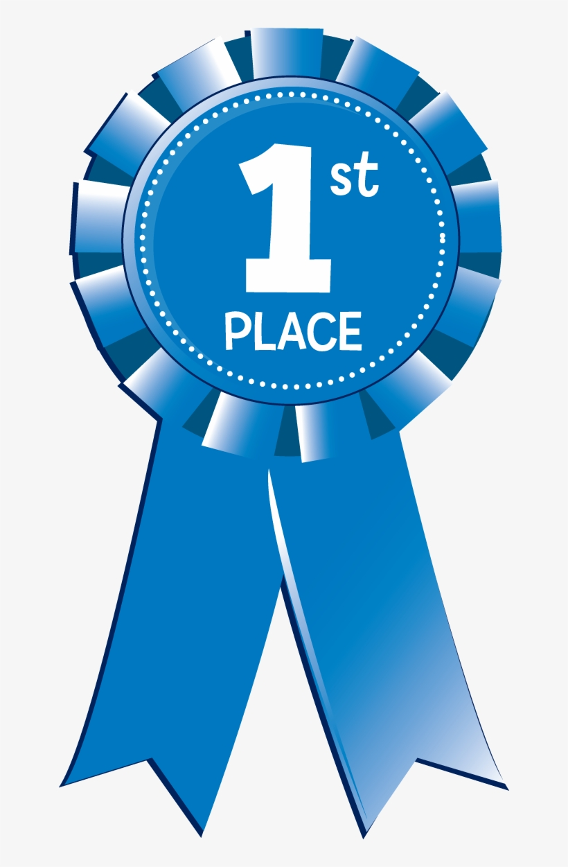 Ribbon Clipart First Place.