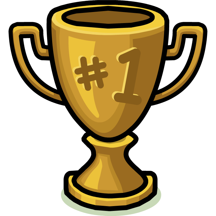 First place trophy clipart.