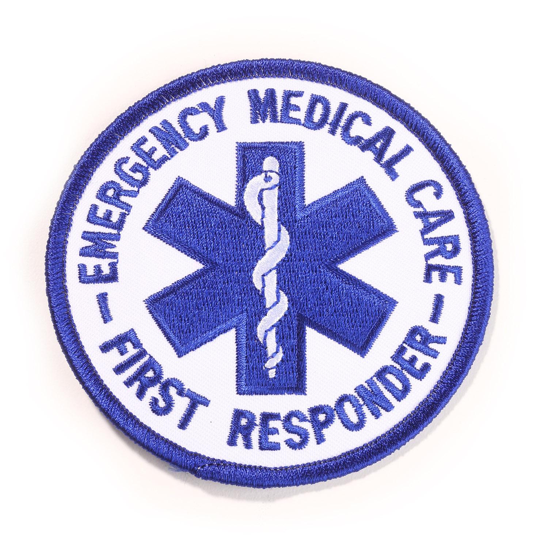 Penn Emblem First Responder Standard Emblem..