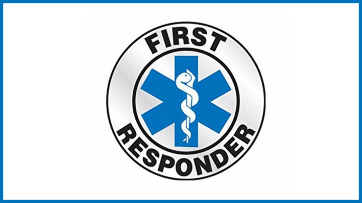 First Responder Ministry Meeting.