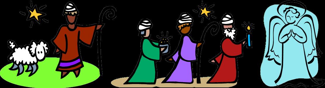 Advent Religious Cliparts.