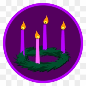 Download Free png First Sunday Advent Wreath Clipart Brooklyn.
