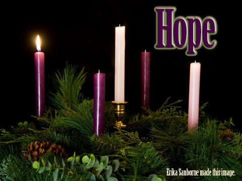 Bidding Prayer for the First Sunday of Advent.