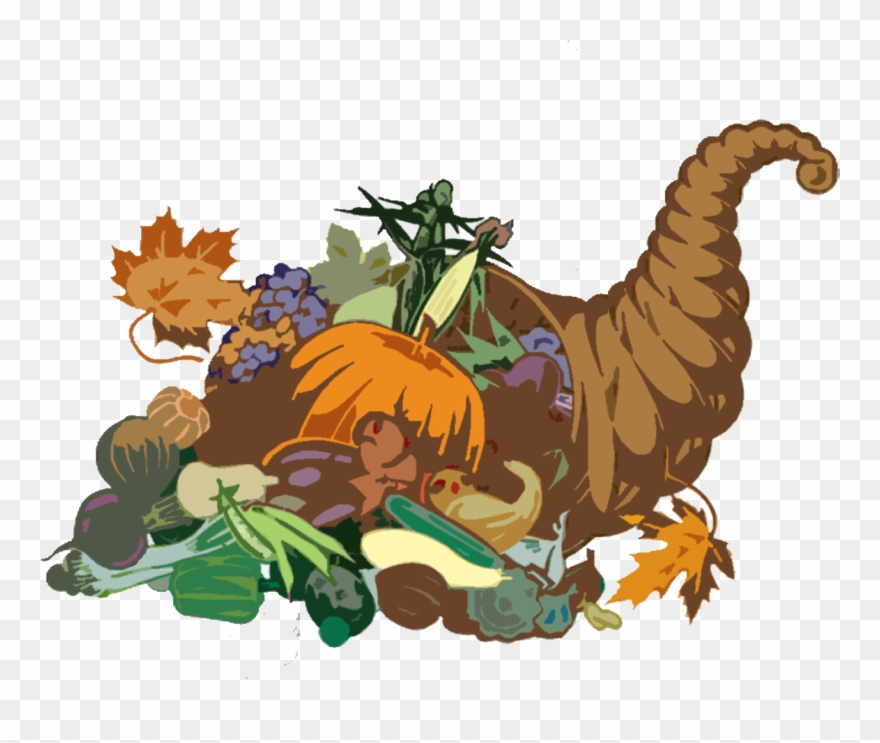 First Thanksgiving Feast Clipart Images Pictures.