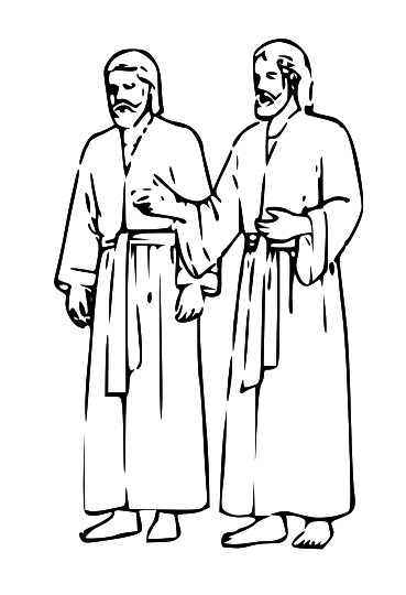LDS Clipart: first vision clip art.