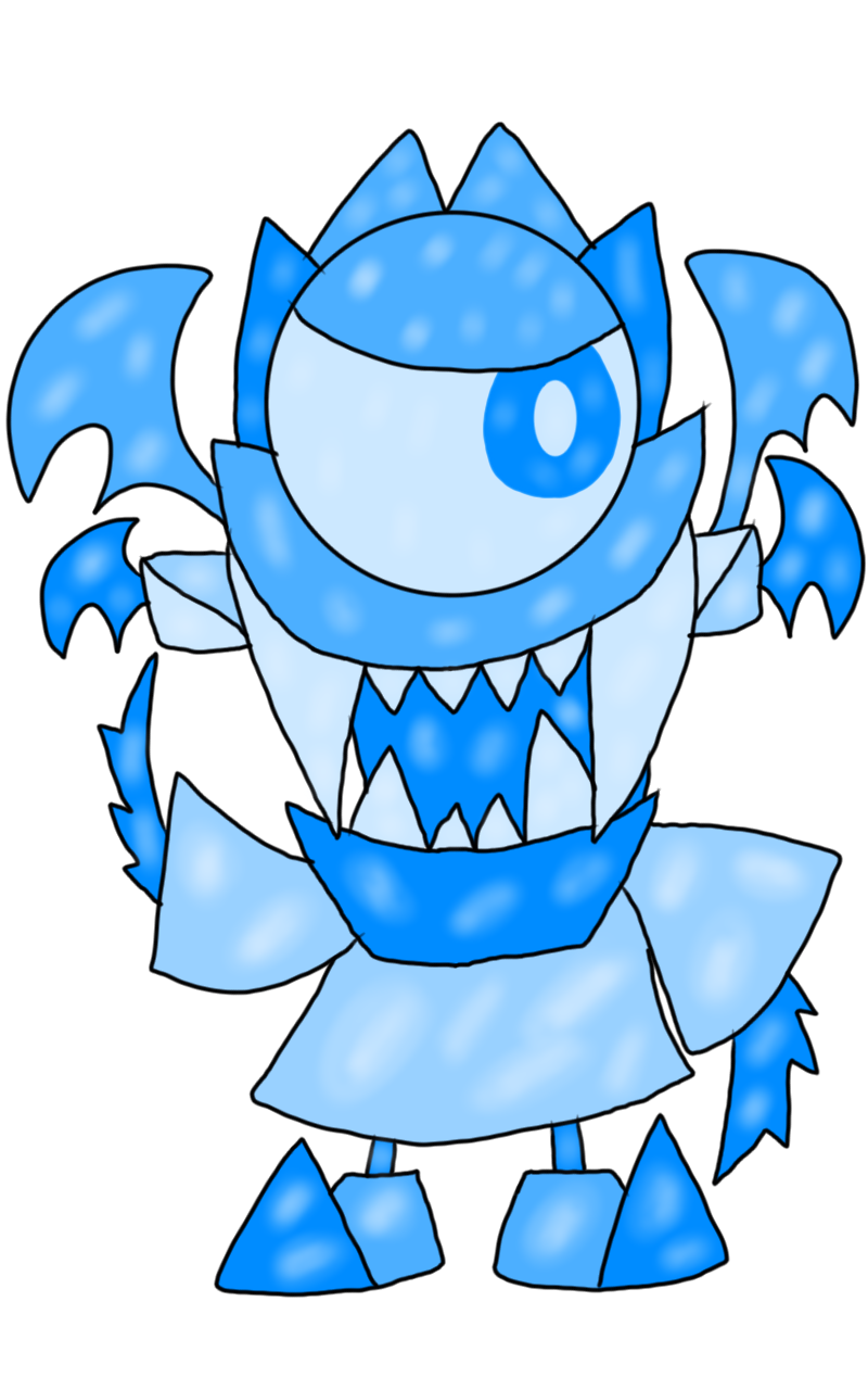 Siren Glowkies Max (First Version) by PogorikiFan10 on DeviantArt.